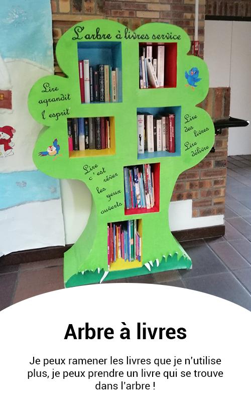 arbre à livres